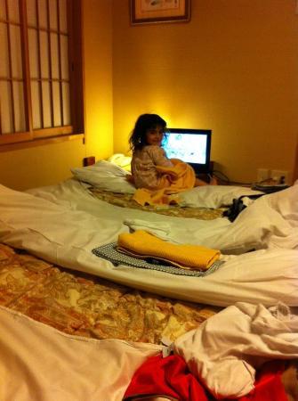 Hotel Fukudaya : CHAMBRE 207