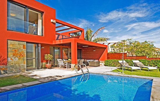 Salobre Golf Villas