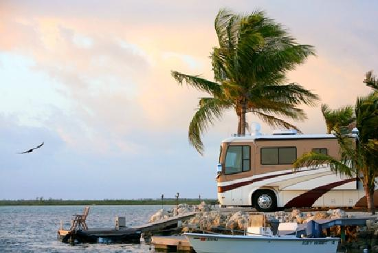 Breathtaking Views Picture Of Bluewater Key Rv Resort