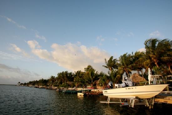 Looking South From Boatramp Picture Of Bluewater Key Rv