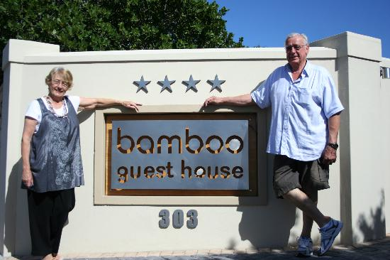 Bamboo Guest House: Jim and Sue