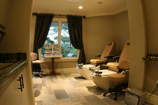 SeaStar Spa: Luxury from head to toe