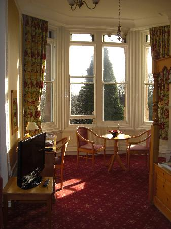 Best Western Bestwood Lodge Hotel: Queen Victoria room
