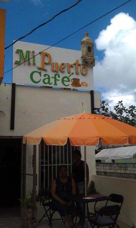 Mi Puerto Cafe