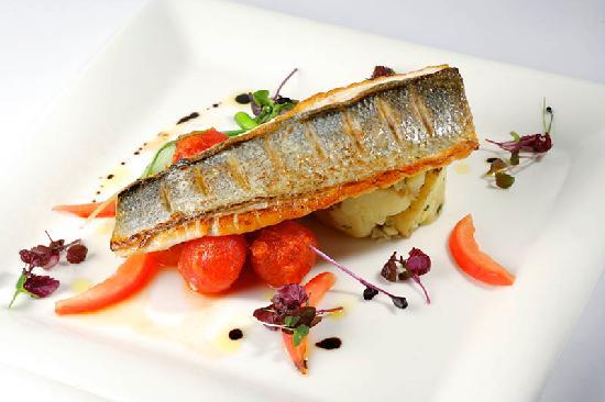 Zucchini's : Sea Bass