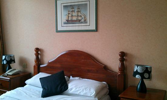 Roundhouse Hotel Bournemouth: Bedroom (Double)