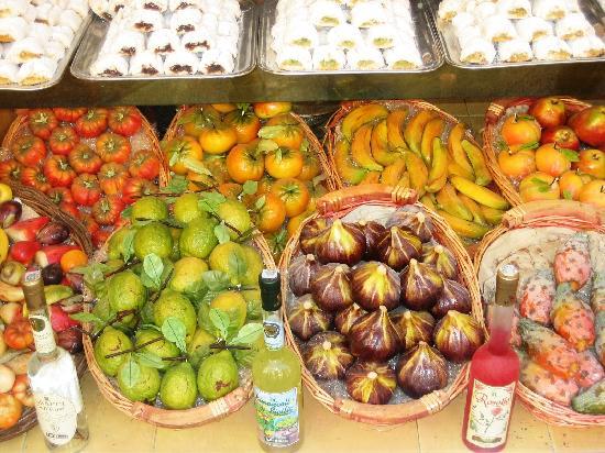 Tentazioni : Fruit  martorana de Sicile