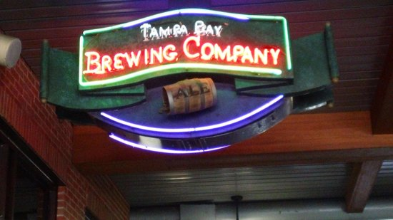 Tampa Bay Brewing Company: TBBC