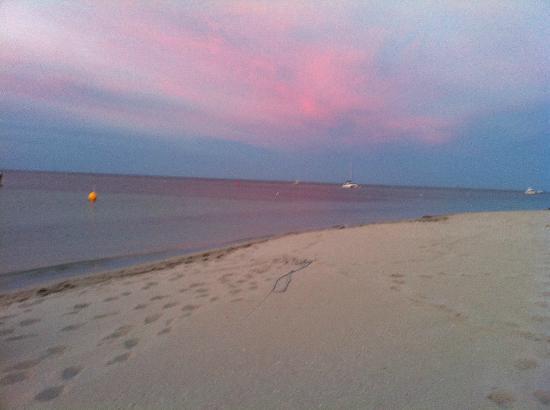 Geographe Bay sunset 1