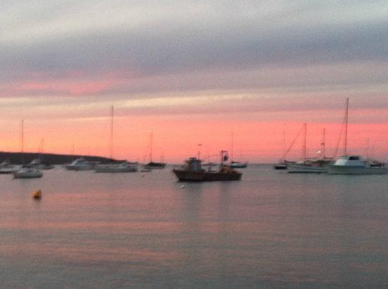 Geographe Bay sunset 2