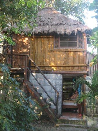 Gringo Dave's Last Resort: 2 storey cabana