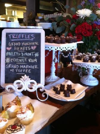 Paramount: truffles