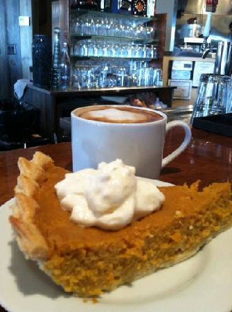 Paramount: Pumpkin pie