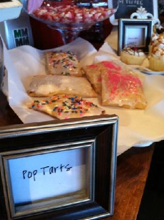 Paramount: Homemade pop tarts