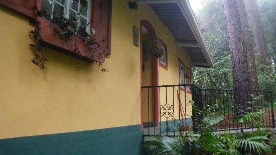 Kotowa Coffee Tour : where we stayed