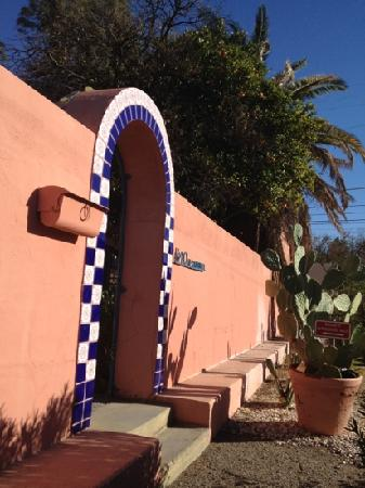 "The Joesler Historic Inn ""La Posada del Valle"": entrance"