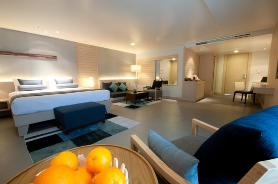 The ASHLEE Heights Patong Hotel & Suites: Premier Room