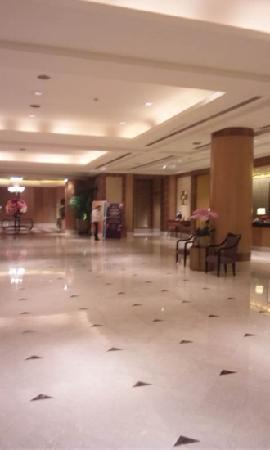 Howard Prince Hotel Taichung: ホテルのロビー