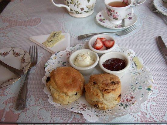 Brambles English Tea Room Naples Menu Prices