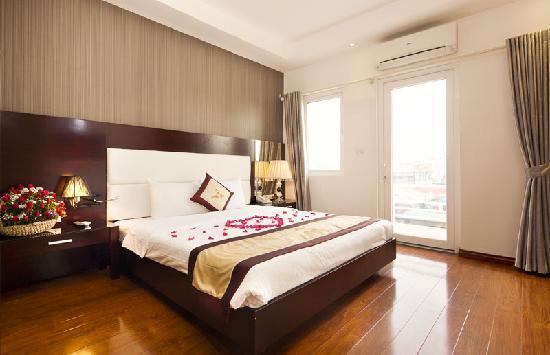 Hanoi Royal View Hotel: suite room
