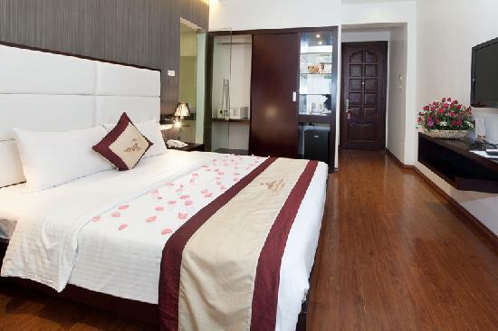 Hanoi Royal View Hotel: junior suite