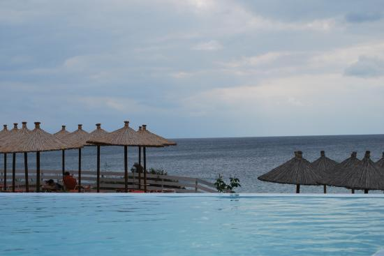Nea Potidea, Griechenland: pool