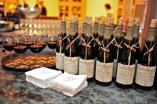 Neva: lovely wines
