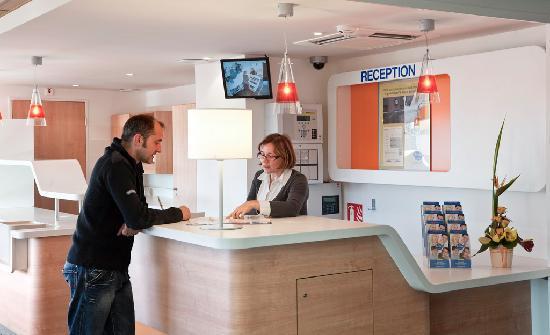 Ibis Budget Antwerpen Port: reception