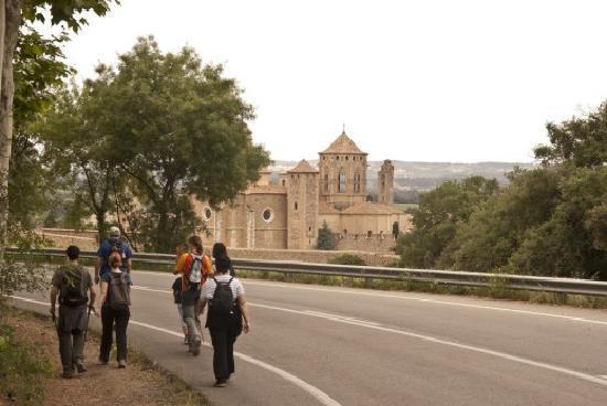 Conca de Barbera, Spain: GR175 La Ruta del Cister