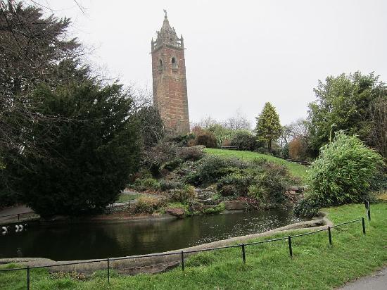 Cabot Tower: Wieża Cabot
