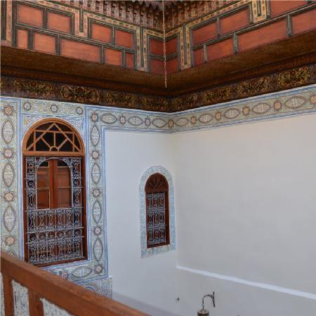 Riad Dezayn: Le patio