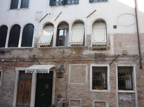 Locanda Casa Querini : Façade de l'hôtel