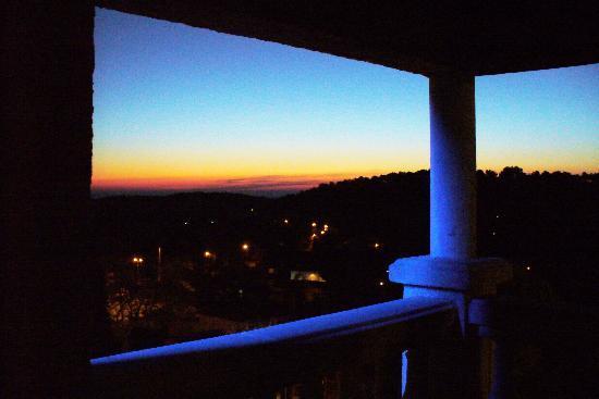 Best Western Castel Provence : vista dalla camera