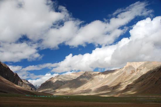 Goldrop Camps Sarchu and Sissu: Magical Sarchu