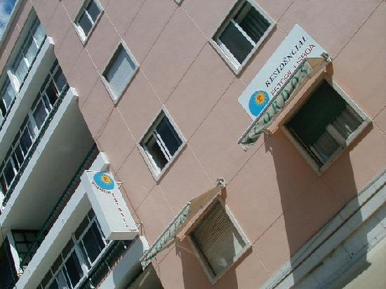 Hotel Afrin Lisboa : edificio