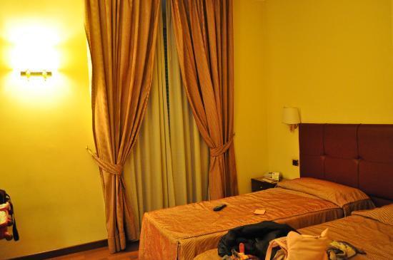Hotel Villafranca: La camera