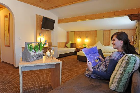 Hotel Karlwirt: Sie werden sich wohlfühlen in unseren neu renovierten Komfortzimmern