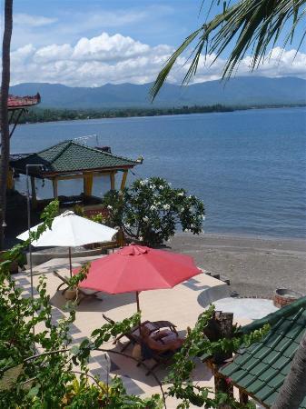 Pantai Mas: nog een overzichtsfoto