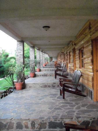 Concepcion de Ataco, El Salvador: The hotel
