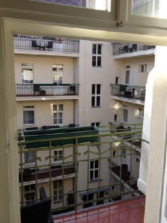 Zarenhof Prenzlauer Berg: Zimmer 307