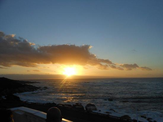 The Twelve Apostles Hotel and Spa: The sunset