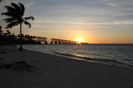 Big Pine Key, FL: sunset