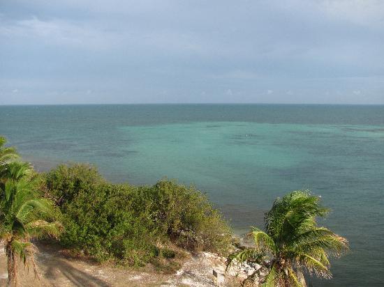 Bahia Honda State Park and Beach: View from old bahia honda bridge