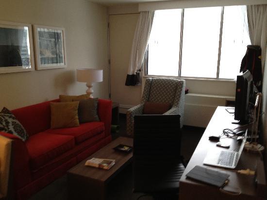 Residence Inn Montreal Westmount: salon