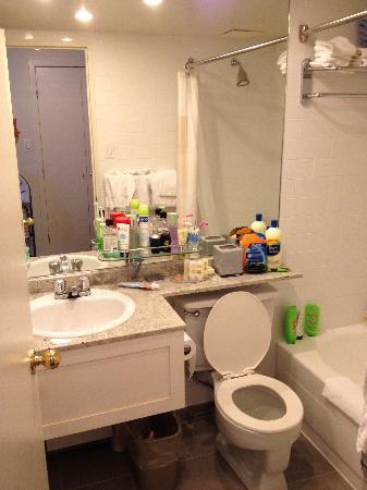 Residence Inn Montreal Westmount: bain