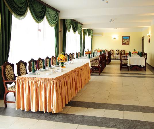 Olympia Hotel : Restaurant