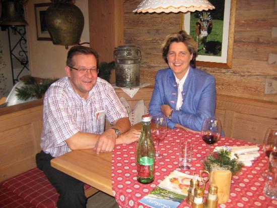 Hotel Karlwirt: Ihre Gastgeber Alois und Christine Rupprechter