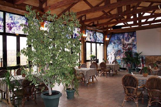 Olympia Hotel : Tropical restaurant