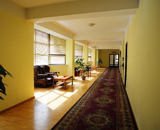 Olympia Hotel : Interior