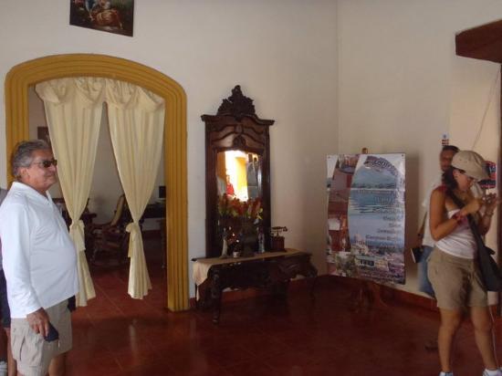 Hotel Cocibolca: Lobby
